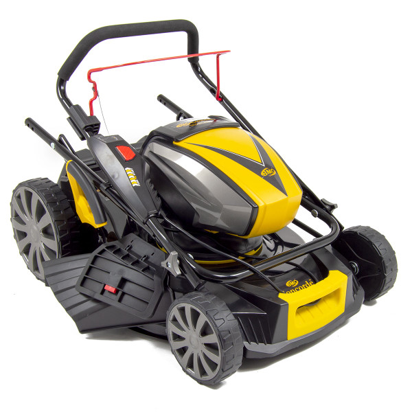 BMC 80V Concorde Cordless Lawn Mower Deluxe Pack