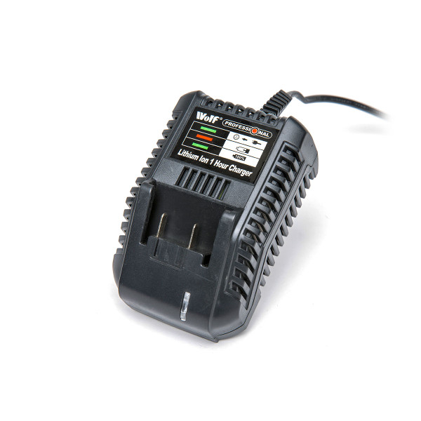 Wolf Professional 20v Li-Ion 4Amp/h Battery & Charger