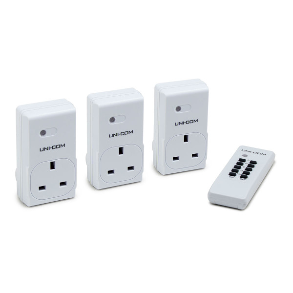 Remote Controlled Plug-in Power Socket