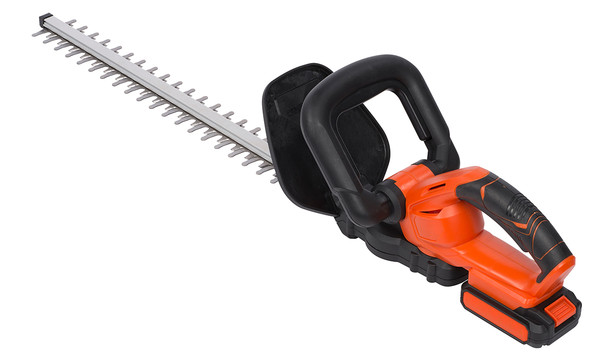 Powerplus Dual Power 20v Hedge Trimmer with Battery & Charger