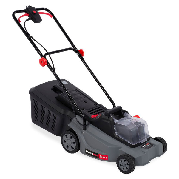 Powerplus 36v 400mm Lawn Mower with Batteries & Charger