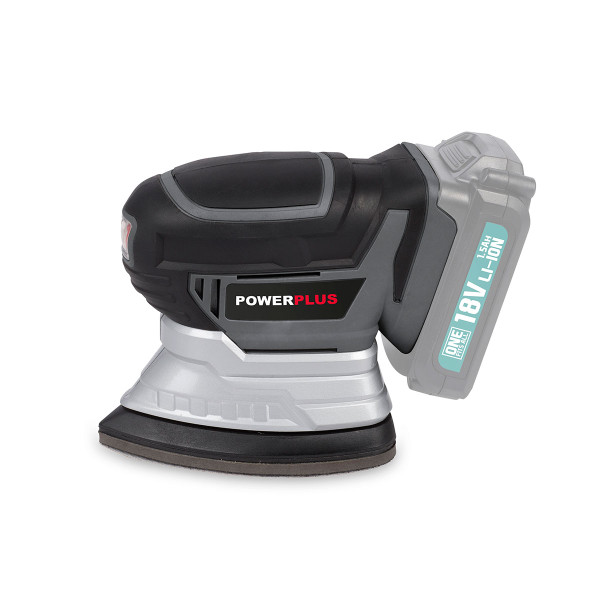 Powerplus 18v Palm Sander POWEB4020 - Bare Tool