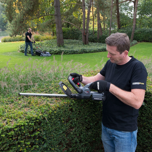 Powerplus 18v Hedge Trimmer POWEBG7530 - Bare Tool