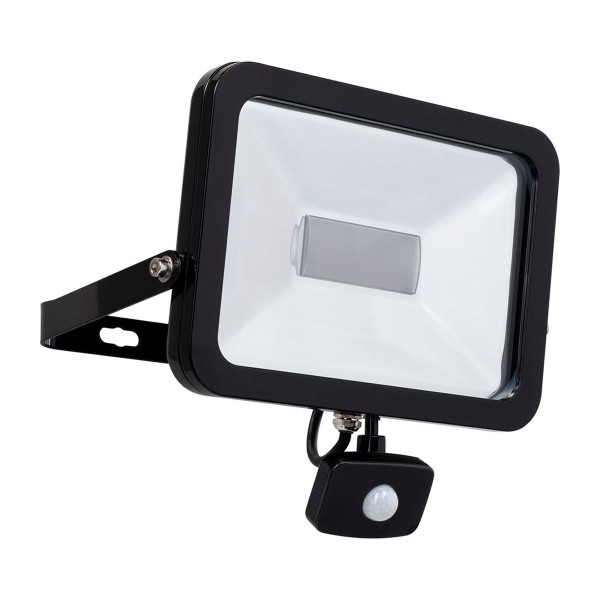 Powerplus 50w LED Weatherproof Floodlight with PIR Sensor