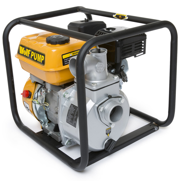 Wolf 2'' Petrol Driven Water Pump