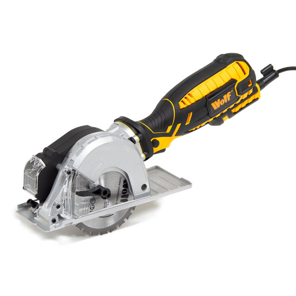 ExDemo Wolf 705w 120mm All Purpose Plunge Saw with Blade