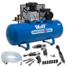 Air Compressors | Garage & Workshop | Tools | UKHS tv Tools