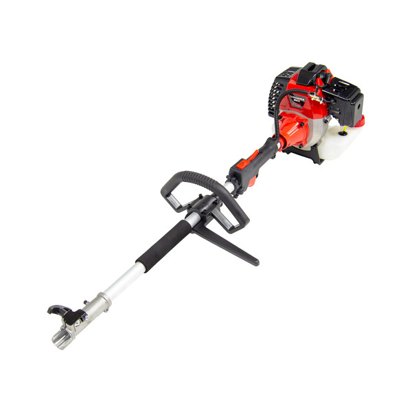Fox Commander 52cc 6in1 Petrol Trimmer with 2 Bottles of Oil & Safety Helmet