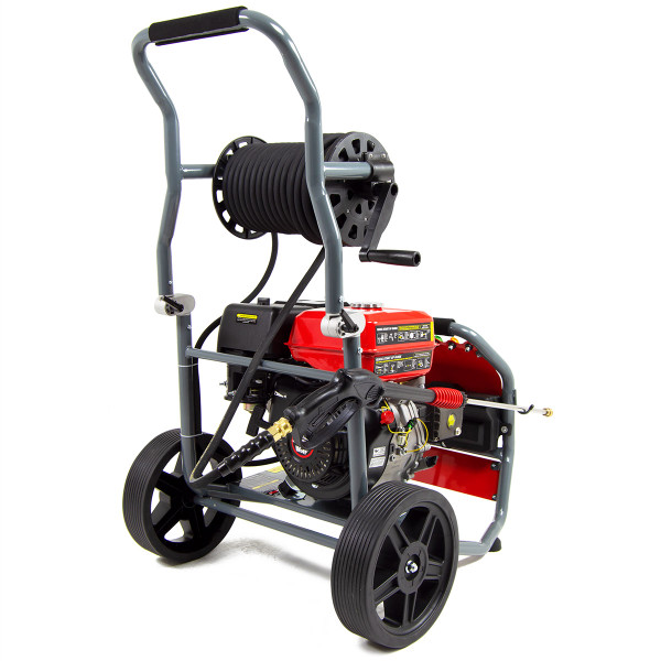 PowerKing Mega Blaster 400 Petrol Pressure Washer