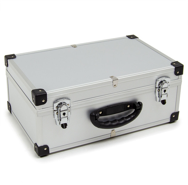 Wolf 60 CD Aluminium Storage Case