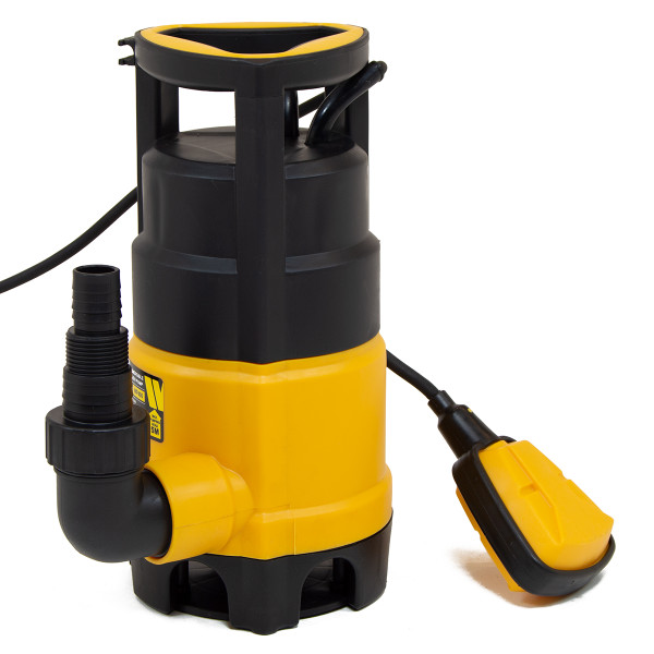Wolf 400w Dirty & Clean Automatic Submersible Water Pump