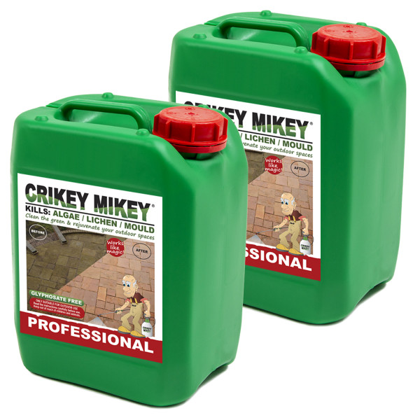 Crikey Mikey Professional 10L Top-Up