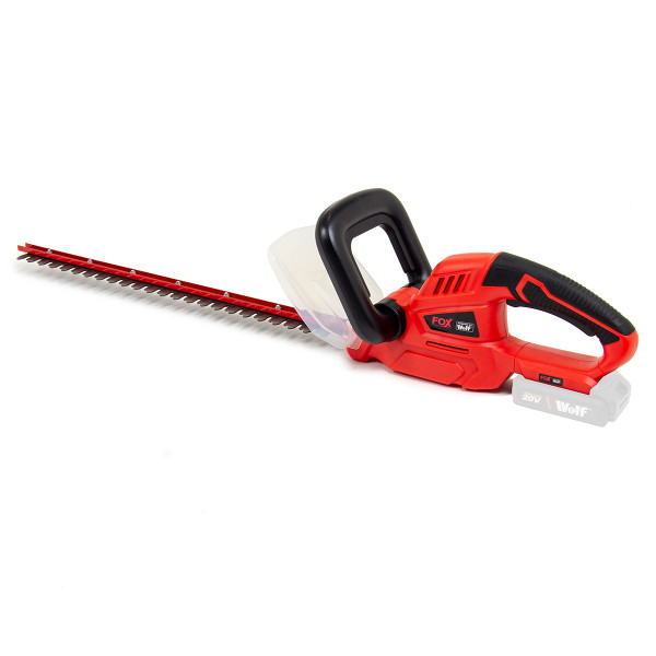 Fox Cordless 20V Hedge Trimmer with 20V 4Ah Battery & Charger