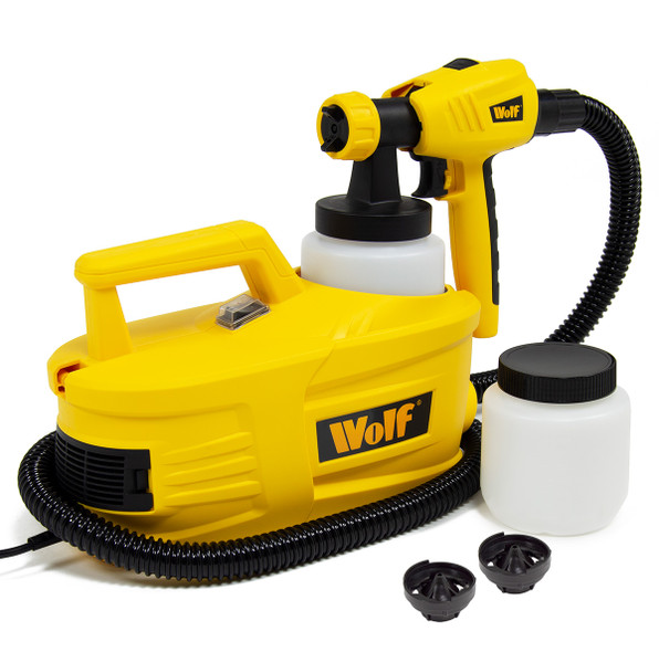 Wolf 950w HVLP Paint Sprayer Electric Painting Station