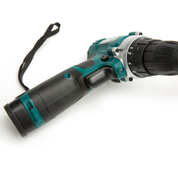 Wolf Sapphire 12v Drill Driver Kit with Free Torch Body