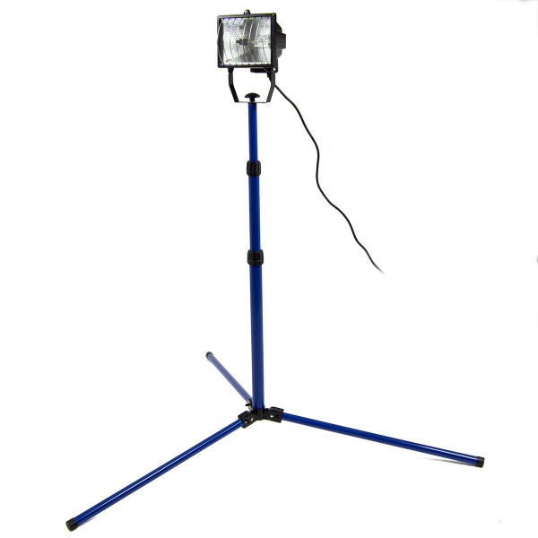 Brennenstuhl 400W Halogen Light with Telescopic Tripod