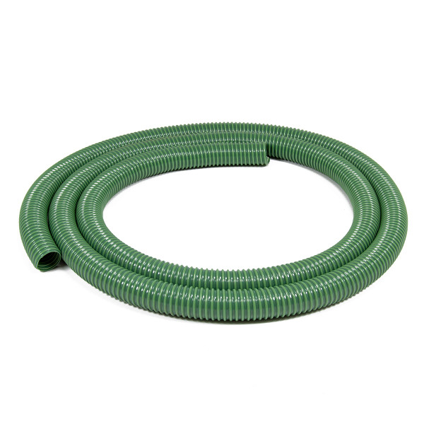 Wolf 1'' Reinforced Suction Hose - 5 Metres