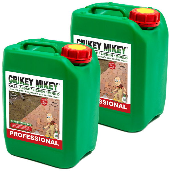 Crikey Mikey Professional with Frost Protection 10L Top-Up