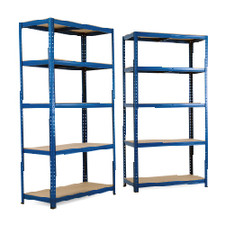 Shelving & Parts Bins